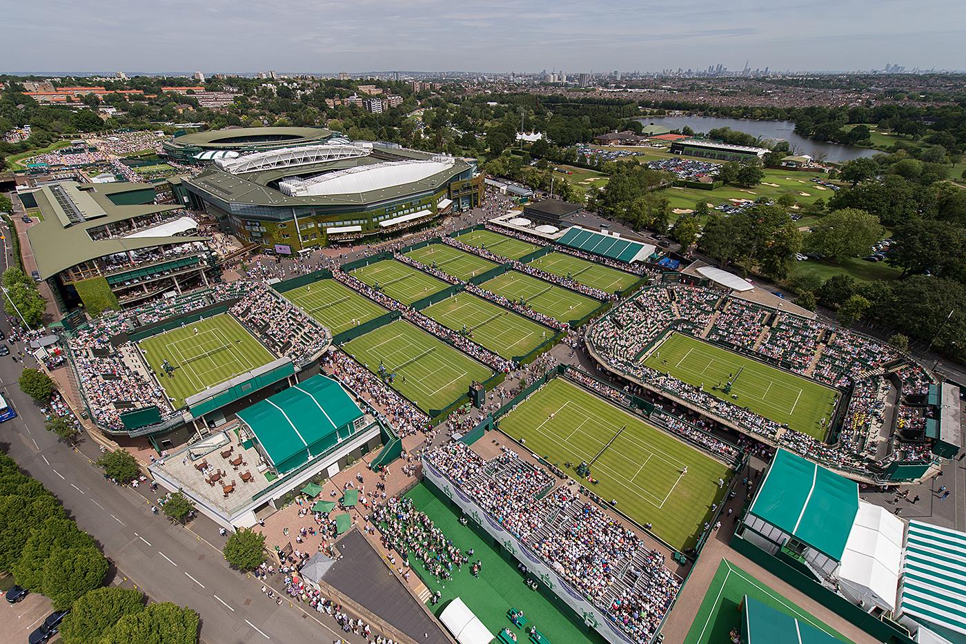 Wimbledon 2018 Public Ballot - Cheam Lawn Tennis Club