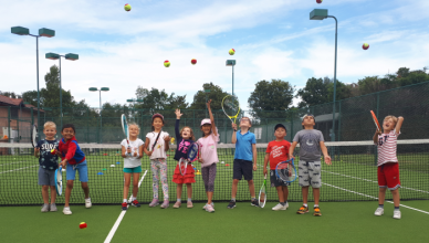 Tennis Coaching at Cheam LTC