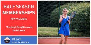 Cheam Lawn Tennis Club