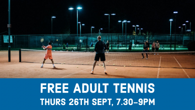 Adult Tennis Cheam