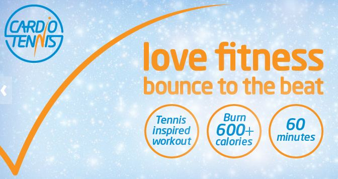 Cardio Fitness Tennis at Cheam LTC in Surrey, Sutton