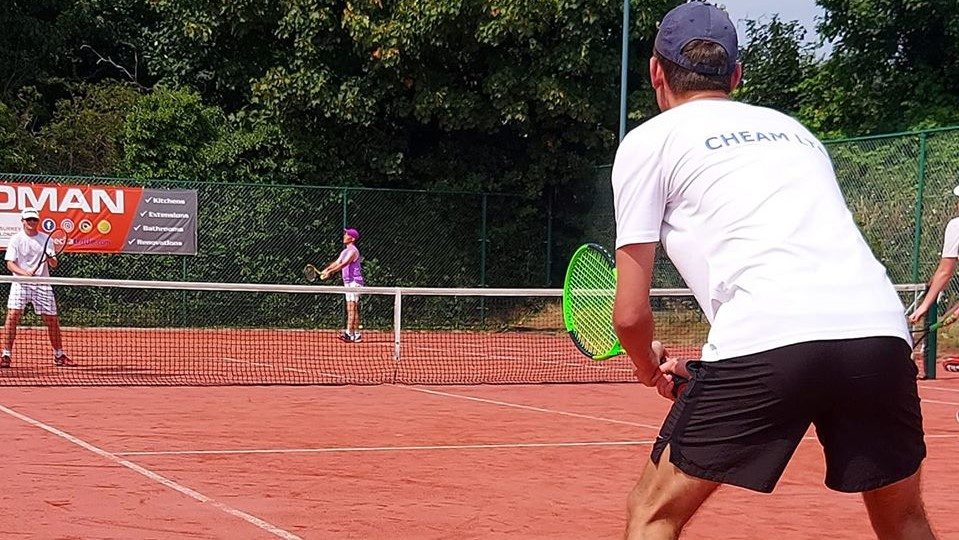Cheam LTC Social Tennis on Saturday