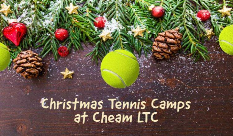 Christmas Tennis Fun Days at Cheam LTC, Sutton