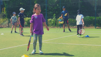 Summer Tennis at Cheam Tennis Club for Kids